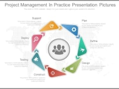 Project Management In Practice Presentation Pictures