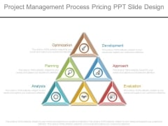Project Management Process Pricing Ppt Slide Design