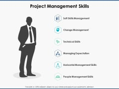 Project Management Skills Business Ppt PowerPoint Presentation Images