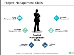 Project Management Skills Ppt PowerPoint Presentation Icon Templates