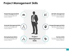 Project Management Skills Ppt PowerPoint Presentation Inspiration Information
