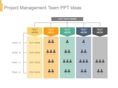 Project Management Team Ppt Ideas