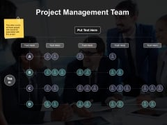 Project Management Team Ppt PowerPoint Presentation Icon Background