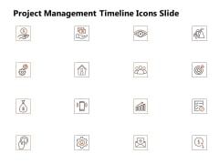 Project Management Timeline Icons Slide Ppt Infographic Template Layouts PDF