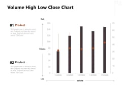Project Management Timeline Volume High Low Close Chart Ppt Gallery Outfit PDF