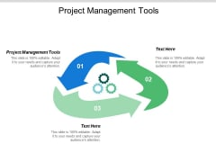 Project Management Tools Ppt PowerPoint Presentation Summary Show Cpb