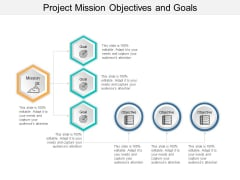 Project Mission Objectives And Goals Ppt PowerPoint Presentation Portfolio Professional