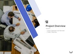 Project Overview Management Ppt Powerpoint Presentation Outline Graphics Template
