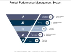 Project Performance Management System Ppt PowerPoint Presentation Outline Graphics Download