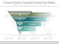Project Pipeline Template Powerpoint Slides