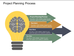 Project Planning Process Ppt PowerPoint Presentation Model Display Cpb