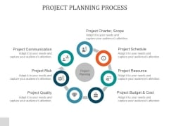 Project Planning Process Ppt PowerPoint Presentation Slides