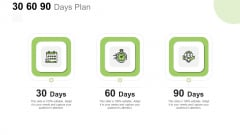 Project Price And Sales Quote 30 60 90 Days Plan Ppt Layouts Pictures PDF