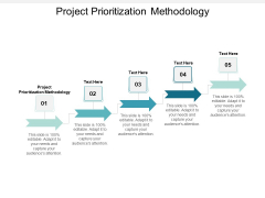 Project Prioritization Methodology Ppt Powerpoint Presentation Icon Slides Cpb