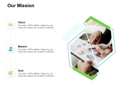 Project Quality Management Plan Our Mission Ppt Show PDF