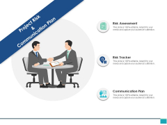 Project Risk And Communication Plan Ppt PowerPoint Presentation Pictures Styles