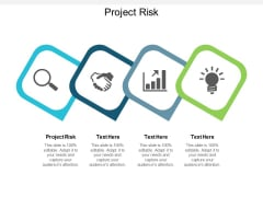 Project Risk Ppt PowerPoint Presentation File Examples Cpb