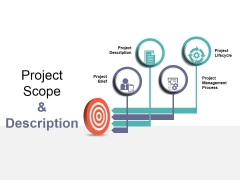 Project Scope And Description Ppt PowerPoint Presentation Templates
