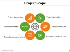 Project Scope Ppt PowerPoint Presentation Styles Styles
