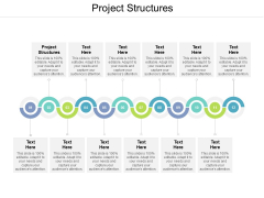 Project Structures Ppt PowerPoint Presentation Slides Brochure Cpb