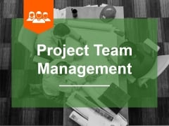 Project Team Management Ppt PowerPoint Presentation Good