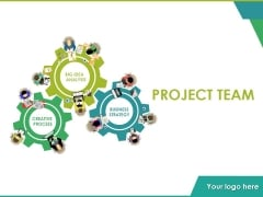 Project Team Ppt PowerPoint Presentation Complete Deck With Slides