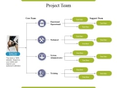 Project Team Ppt PowerPoint Presentation File Images