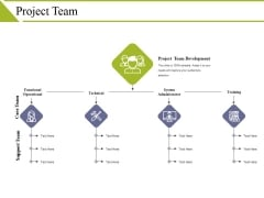 Project Team Ppt PowerPoint Presentation File Show