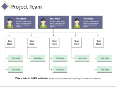 Project Team Template 3 Ppt PowerPoint Presentation Show Sample