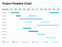 Project Timeline Chart Ppt PowerPoint Presentation Outline Show