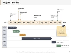 Project Timeline Ppt PowerPoint Presentation File Structure
