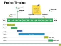 Project Timeline Ppt PowerPoint Presentation Outline Templates