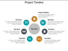 Project Timeline Ppt PowerPoint Presentation Pictures Aids Cpb