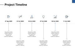 Project Timeline Ppt PowerPoint Presentation Samples