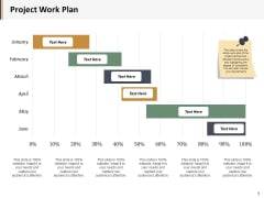 Project Work Plan Ppt PowerPoint Presentation Icon