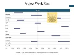 Project Work Plan Ppt PowerPoint Presentation Ideas Inspiration