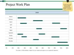 Project Work Plan Ppt PowerPoint Presentation Styles Background Designs