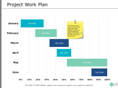 Project Work Plan Ppt PowerPoint Presentation Styles Outfit
