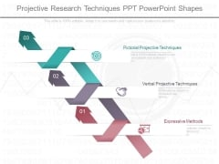 Projective Research Techniques Ppt Powerpoint Shapes