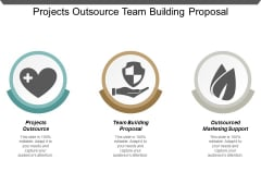 Projects Outsource Team Building Proposal Outsourced Marketing Support Ppt PowerPoint Presentation Slides