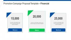 Promotion Campaign Proposal Template Financial Ppt Portfolio Graphics PDF