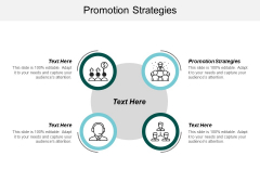 Promotion Strategies Ppt PowerPoint Presentation Example Cpb