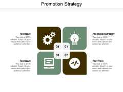 Promotion Strategy Ppt Powerpoint Presentation Summary Show Cpb