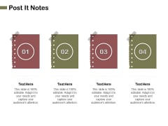 Promotional Channels And Action Plan For Increasing Revenues Post It Notes Rules PDF