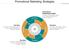 Promotional Marketing Strategies Ppt PowerPoint Presentation Professional Example Topics Cpb