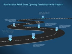 Proof Concept Variety Shop Roadmap For Retail Store Opening Feasibility Study Proposal Diagrams PDF
