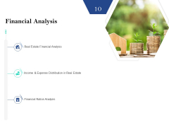 Property Investment Strategies Financial Analysis Ppt PowerPoint Presentation Outline Ideas PDF