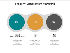 Property Management Marketing Ppt PowerPoint Presentation Infographic Template Mockup Cpb