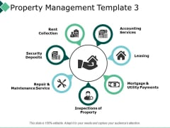 Property Management Rent Collection Ppt PowerPoint Presentation File Graphics Design