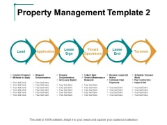 Property Management Template Application Ppt PowerPoint Presentation Portfolio Objects